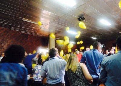Dinâmicas: Ação no Balão