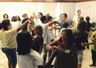 Dinâmicas: Dança da Influência